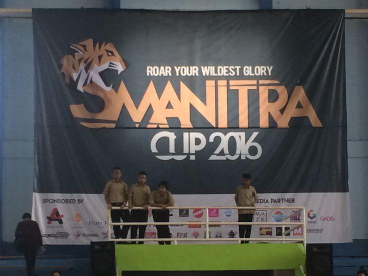 Mie Ayam Kun Supporting SMANITRA CUP 2016