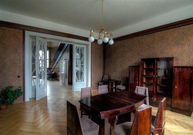 Speisezimmer (Foto: Stiftung des tschechischen Kubismus)
