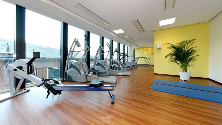 Hotel Basel Messe - Fitnessbereich