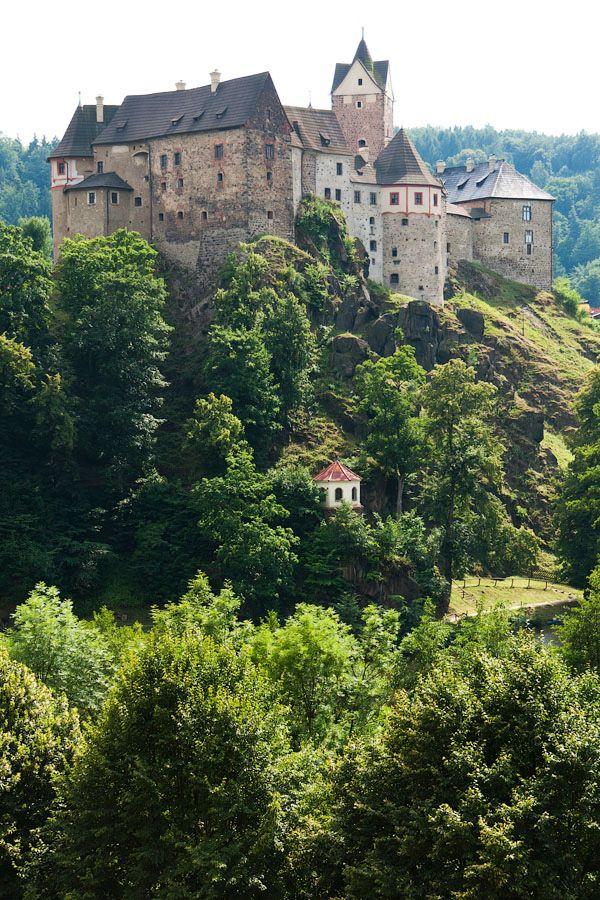 Loket Castle (West Bohemia), Czechia