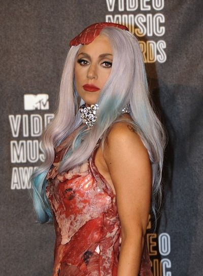 Lady Gaga Hairstyles Ideas 2013