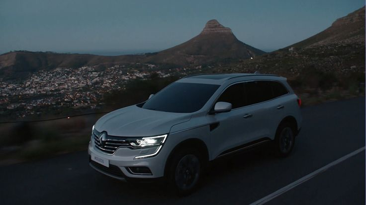 Videos |New Renault KOLEOS|Renault Middle East