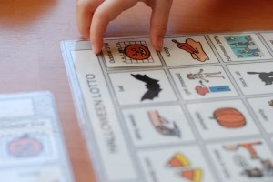 fall speech therapy activities-