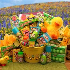The 25 best easter gift baskets ideas on pinterest boys easter duck a doodle easter gift basket negle Choice Image
