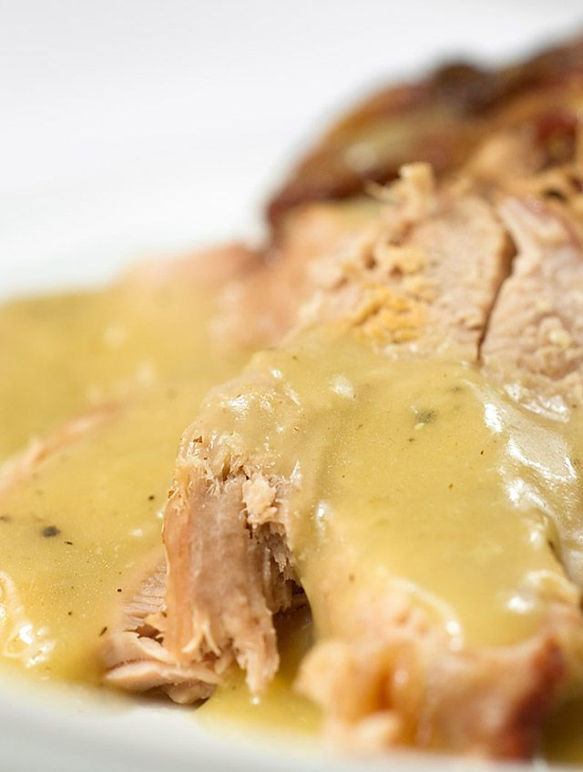 Paleo Amazingly Succulent Roast Turkey Thighs
