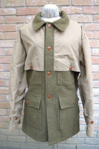Vintage-USA-Made-92-93-POLO-By-Ralph-Lauren-Heavy-Duty-HUNTING-JACKET-XLARGE
