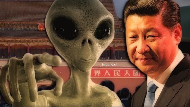 (adsbygoogle = window.adsbygoogle    []).push();   Según una teoría de la conspiración China y Rusia usurparán las potencias occidentales a causa de la tecnología que les ha dado los extraterrestres, que se ha reclamado extraordinariamente. Es de esta forma como lo explica el...