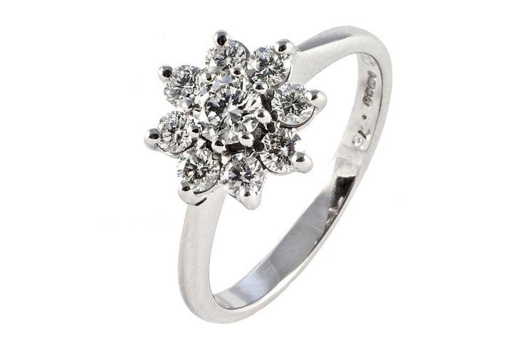 http://shineonyourdiamond.blogspot.com/ 1 Carat Engagement Rings Vintage Rose Gold 43