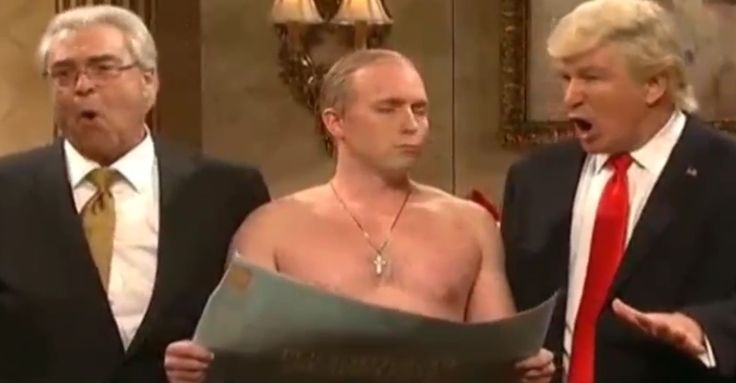 The last Saturday Night Live (SNL) cold open of 2016 definitely did not disappoint, featuring Alec Baldwin's Trump impression, along with a surprise guest.