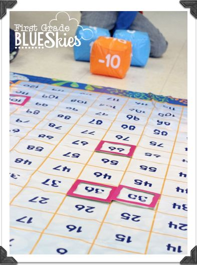 17 Best Primary 120 S Chart Activities Images On Pinterest