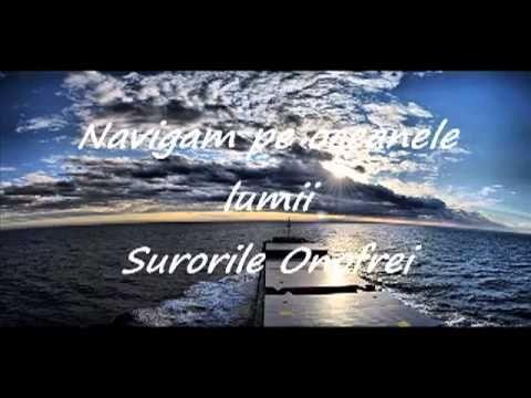 Navigam pe oceanele lumii-Surorile Onofrei .flv