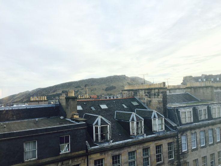 The ever beautiful Edinburgh