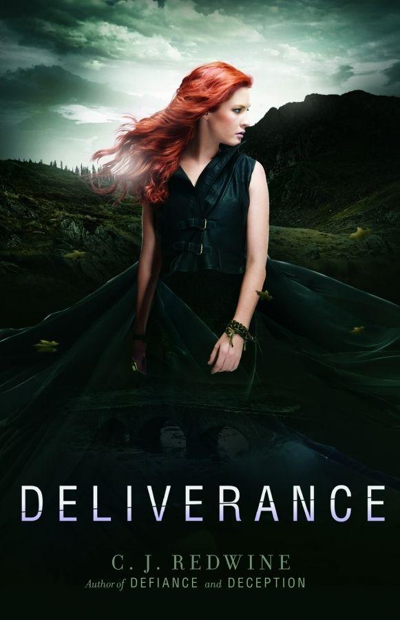 Deliverance by @C.J. Redwine
