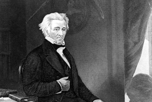 andrew jackson the old hickory Thanks to donald trump, old hickory is back in the news he was a wildly  28,  2017 behind trump is a portrait of president andrew jackson.