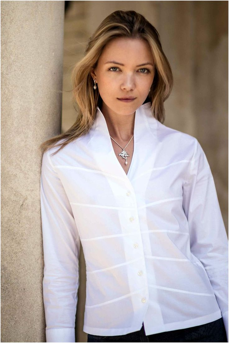 132 best THE PERFECT WHITE SHIRT images on Pinterest | Dress shirt ...