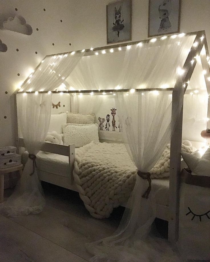 """Bonne nuit les amis"". ,, # kidsroom # kidsroominspo #childreninterior #r … …   – Gina"