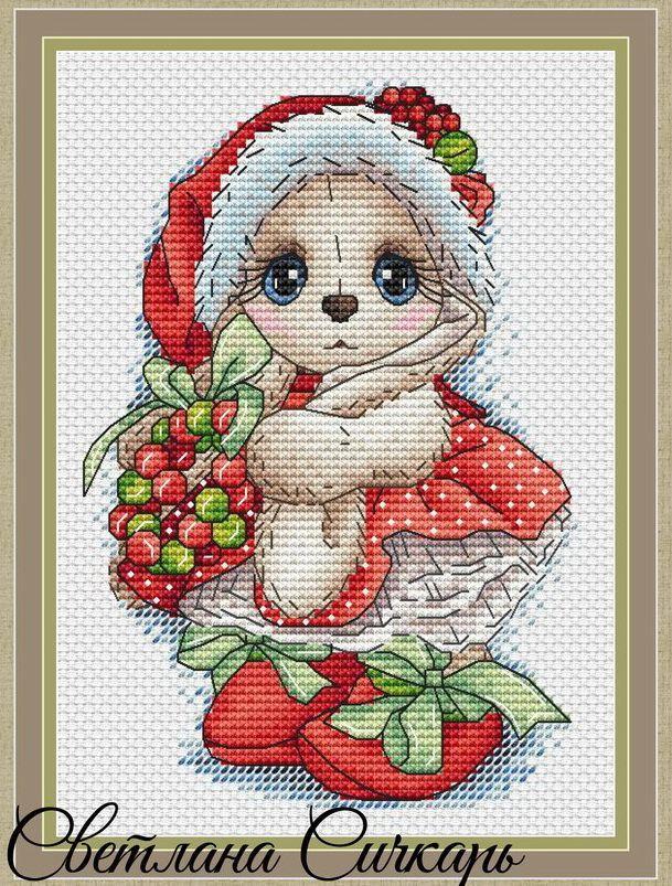 Схема для вышивания Сичкарь Светлана #12260 (большая картинка)