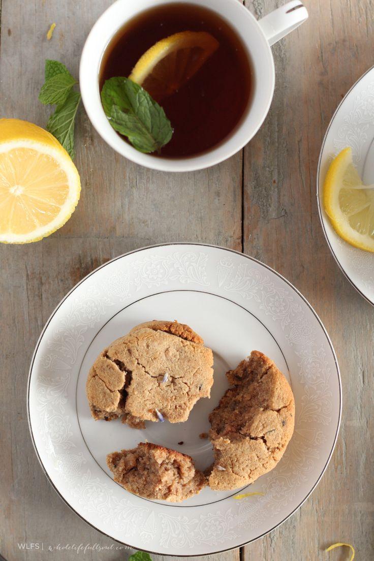 Lavender Tigernut Flour Scones (AIP, gluten free ...