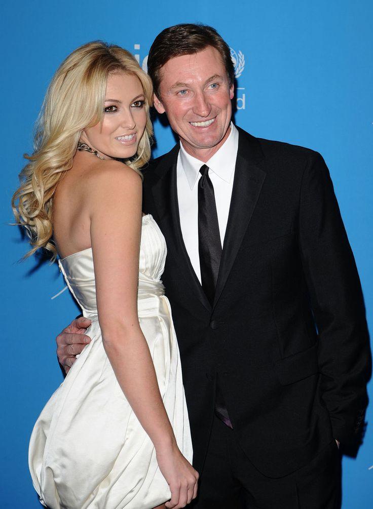 Wayne Gretzky & Daughter Paulina Gretzky