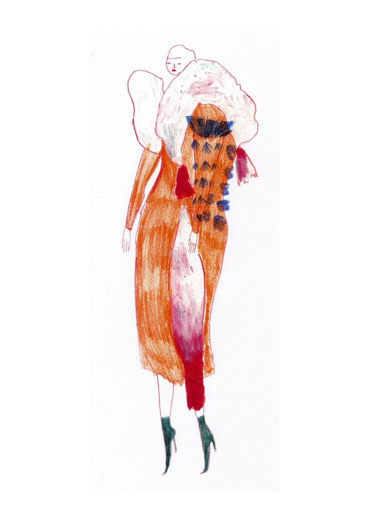 illustrations - Emma Hardstaff