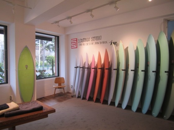 A look inside Shawn Stussy's S/Double Tokyo based Surf Shop: S Double Tokyo, Stussy S Double, Shops Interiors,  Cot, Surfing Shops, Shawn Stussy, Tokyo Based, Commercial Spaces, Based Surfing