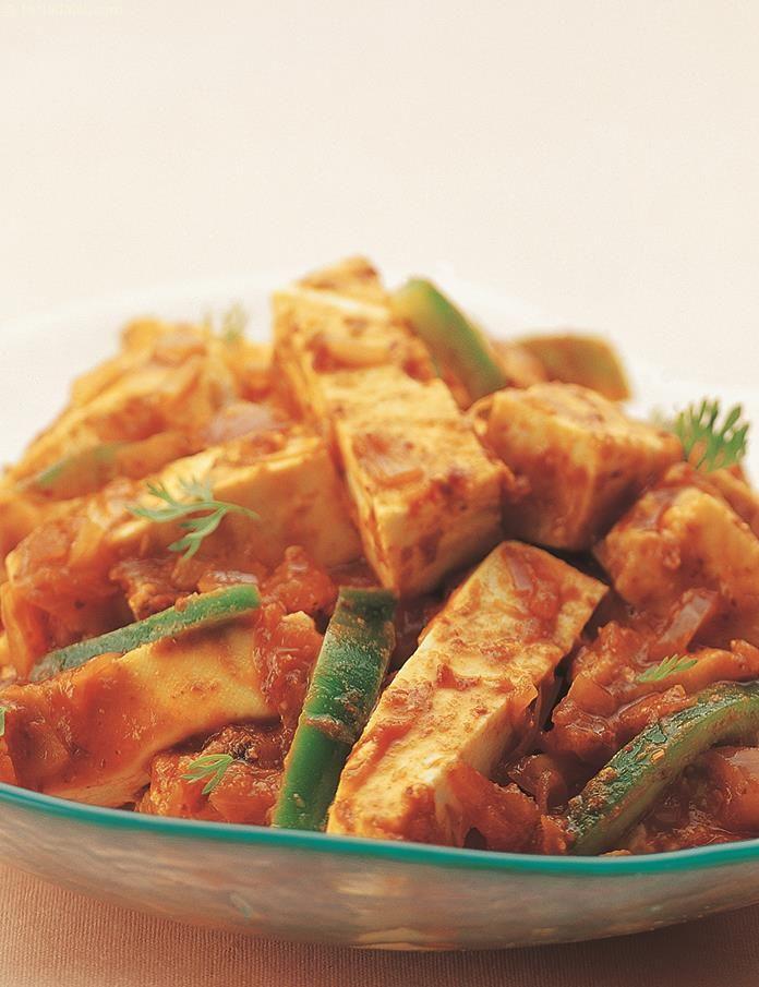 Kadai Paneer (  Rotis and Subzis)