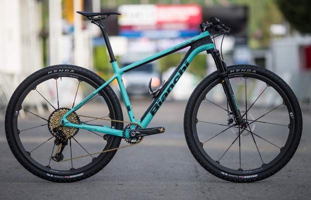 Bianchi Methanol CV: la tecnología Countervail llega al Mountain Bike