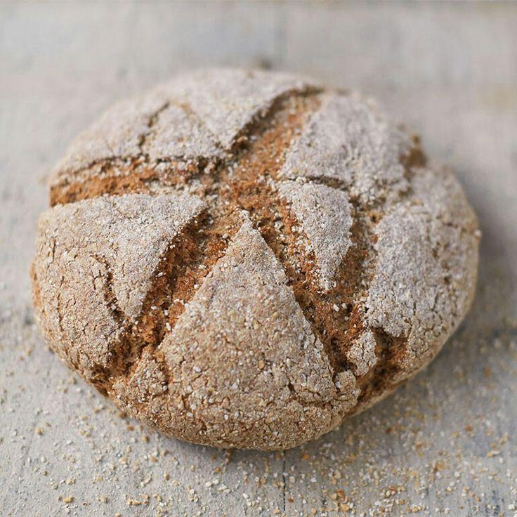 Brood met roggemeel