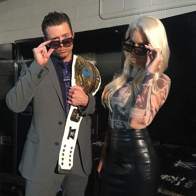 Mike The Miz, Maryse Ouellet Mizanin