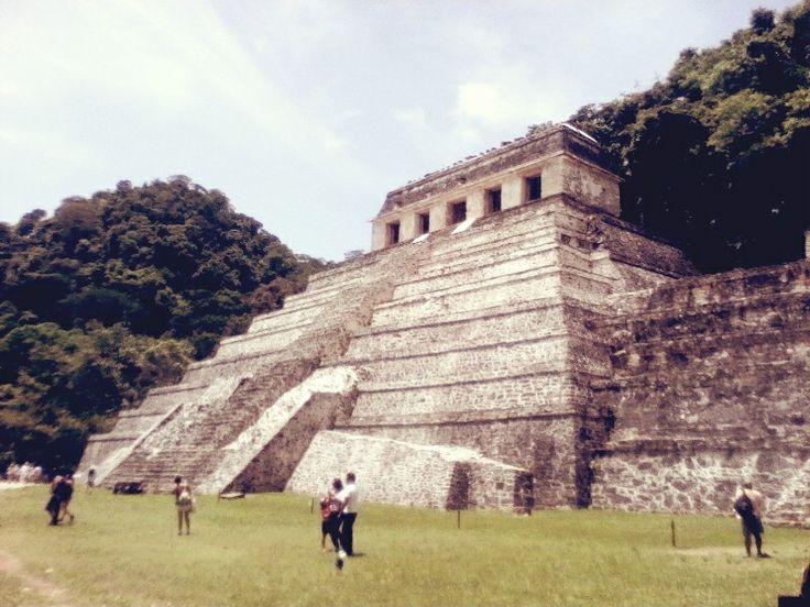 Palenque, Chiapas :)