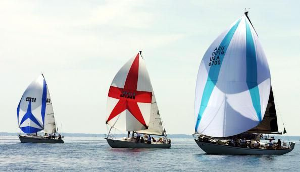 Port Huron To Mackinac Sailboat Race Sets Off On Lake Huron [LIVE ...