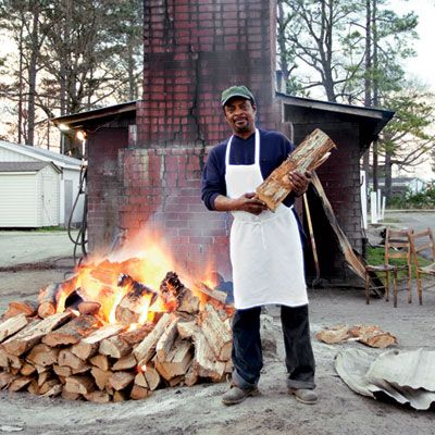 Wilber's in Goldsboro, N.C. Tops Southern Living's list of best Carolina-style barbeque.