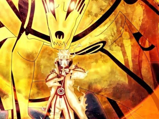 Naruto E Kurama Naruto Cursodesenho Kurama Wallpaper Wallpapers Hd Anime Papel De Parede Anime Papel De Parede Android