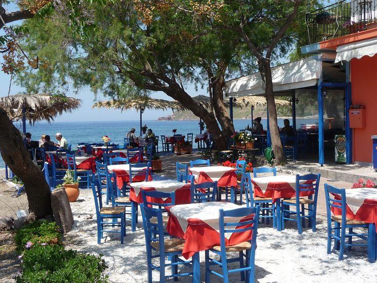 Petra op Lesbos