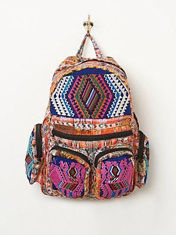 Wanderlust Backpack. For the day when I run away to some fsr off land and just explore. Its coming boys and girls.