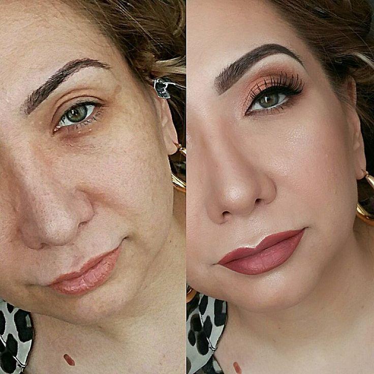 #этико_работает Добрый вечер, друзья ��. Возрастной лифтинг-макияж для одной загадочной дамы ��. Раскрыли глазки, сгладили рельеф, подтянули овал лица, увеличили губки и вуаля��. #instamakeup #cosmetic #cosmetics #InstaTags4Likes #loveit #fashion #eyeshadow #lipstick #gloss #mascara #palettes #eyeliner #lip #lips #concealer #foundation #powder #eyes #eyebrows #lashes #lash #glitter #crease  #base #beauty #mua #aztagrampeople #aztagram…