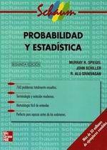 descargar Libro:      Probabilidad y Estadistica    AUTOR:    Schaum - Murray.R.Spiegel     TAMAÑO:  30,01 mb   descripcion: Excelente libr...
