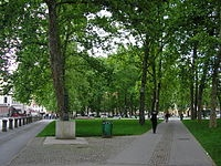 Kongresni trg, Ljubljana - Wikipedija, prosta enciklopedija