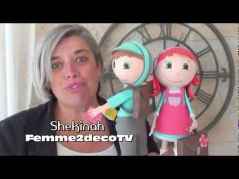 VIDEO : FOFUCHAS écolière / school girl - cours n°5