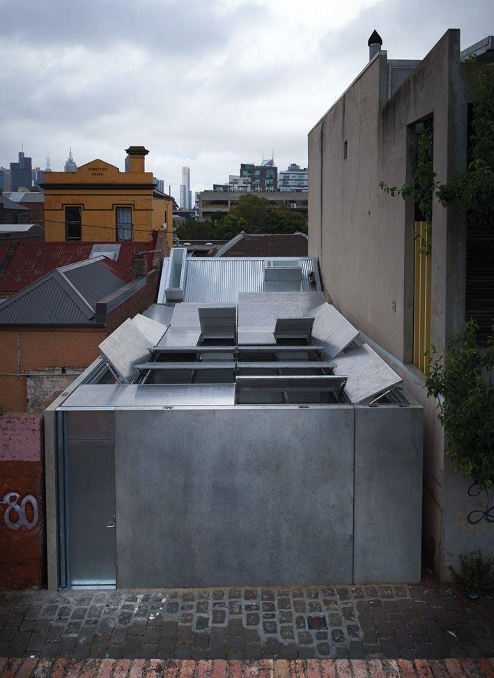 Green House's bunker mentality | Australian Design Review