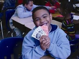 DONATING TO A GOOD CAUSE= A PRICELESS SMILE!!