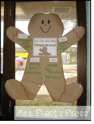 Gingerbread Galore! (Freebies)