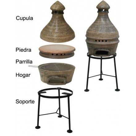 Best 25 clay oven ideas on pinterest pizza oven for - Barbacoa de lena ...