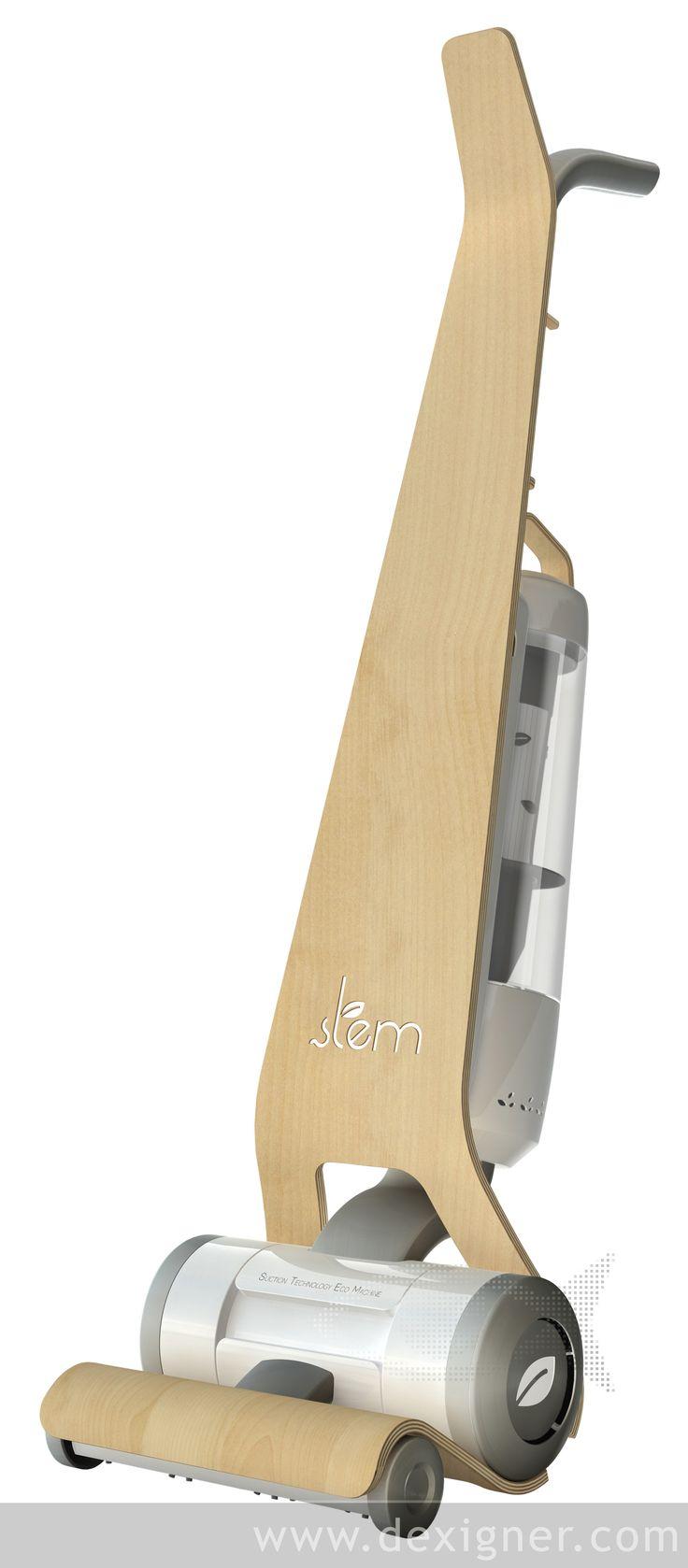Stem: Eco-friendly Vacuum Design