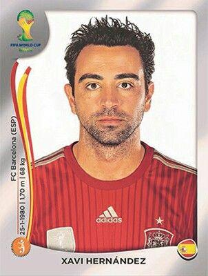 118 Havi Hernández - España - FIFA World Cup Brasil 2014