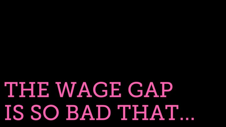 Please sign!     MomsRising.org   Tuesday April 4th is Equal Pay Day. Again. But, nevertheless, we persist!