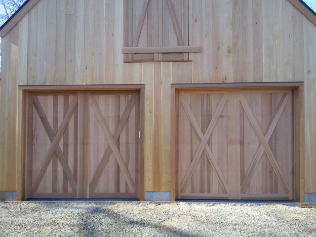 Custom Wood Red Cedar