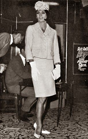 Chanel suit, circa 1965