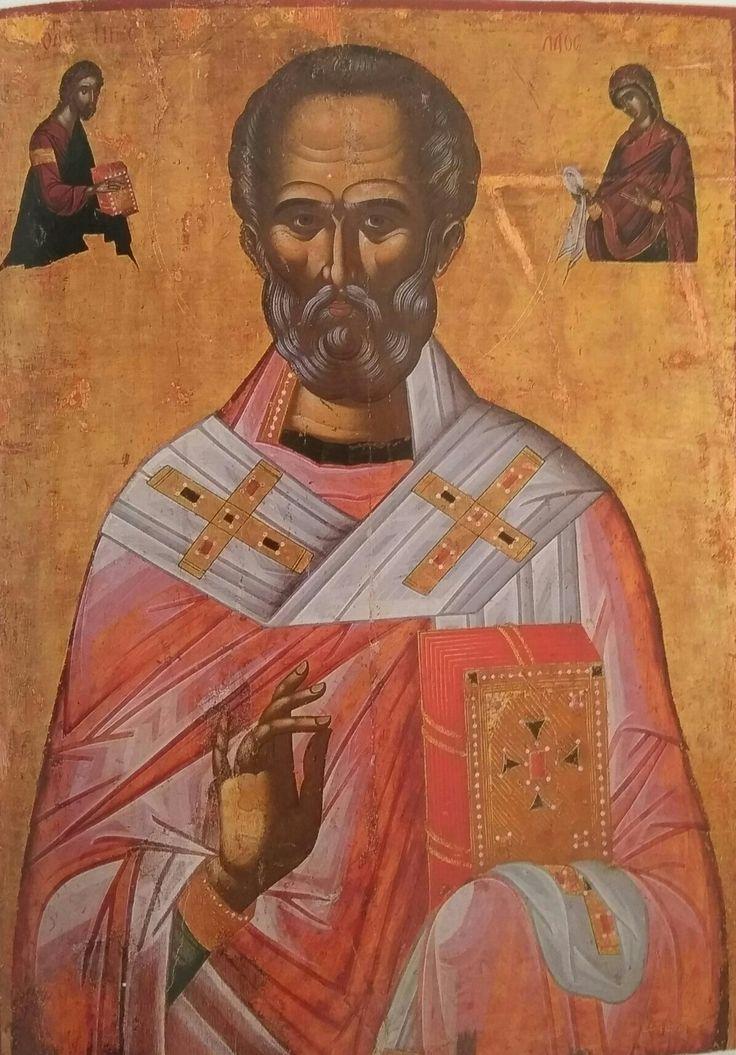 Αγ. Νικόλαος  Γεώργιος Γαβαλάς