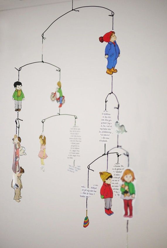 Best 22 Hanging Mobile Ideas Images On Pinterest Diy And